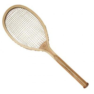 Antique Howie & Sons Tennis Racket