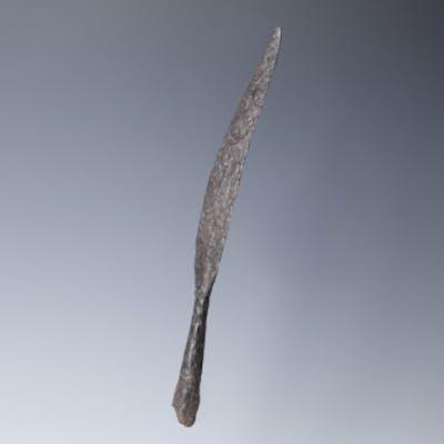 Iron Celtic Spearhead