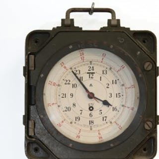 British Military Signal Centre Clock
