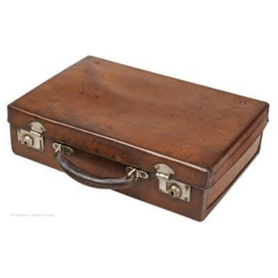 Small Suitcase by Boswell