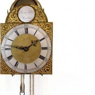 Hook and Spike Lantern Wall clock - Ralph Gout, London