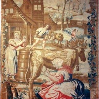 English tapestry, Mortlake