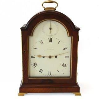 Regency striking Bracket Clock By Barrauds, London