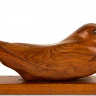 Untitled (Dove) Jack Coutu 1924 - 2017