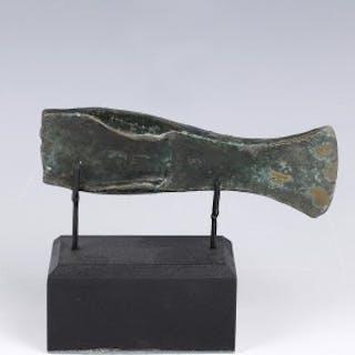 Bronze Age Palstave Axe Head