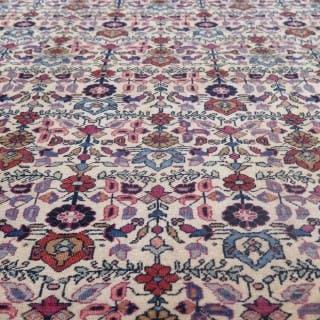 Fine Qum rug