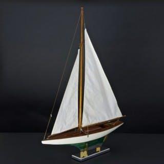 Pond Yacht, circa 1930