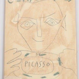 Ceramiques de Picasso - Pablo Picasso 1st edition 1948