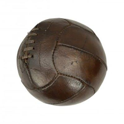 Vintage Leather Football