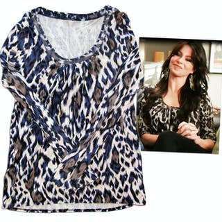 Sofia Vergara Screen-Worn Wardrobe From First Season of ''Modern Family''