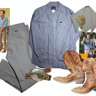 Will Ferrell Screen-Worn Costume From the 2012 Telenovela Spoof, ''Casa