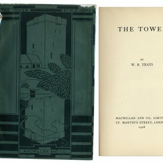 W.B. Yeats First Edition of His Influential Book of Poetry ''The Tower''