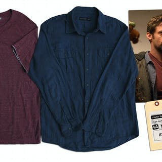 Hugh Jackman Hero Outfit From ''Prisoners''