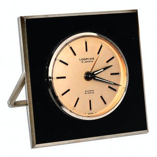 Marlene Dietrich Personally Owned Travel Alarm Clock
