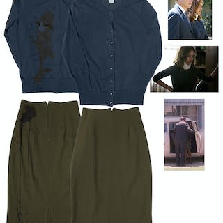 Jessica Alba Screen-Worn Outfit from ''The Killer Inside Me'' -- Dramatic