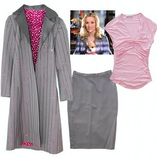 Reese Witherspoon ''Elle Woods'' Wardrobe From ''Legally Blonde 2: