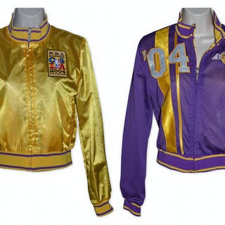Anna Nicole Smith Lakers Jacket From ''Be Cool''