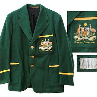 Australian Team Jacket for 1948 London Summer Games