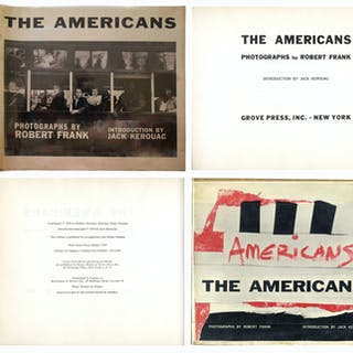 ''The Americans'' First U.S. Edition Photography Book, With an Introduction