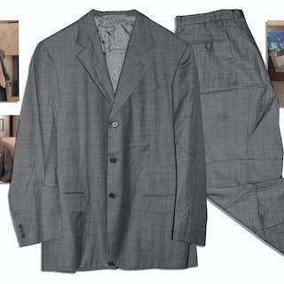 Al Pacino Screen-Worn Custom Tailored Suit From ''Gigli''