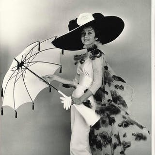 Audrey Hepburn 11'' x 14'' Photo From ''My Fair Lady'' -- Taken by