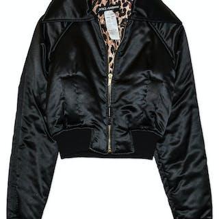 Alicia Keys Owned Dolce & Gabbana Coat -- With a COA From Keys