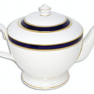 Margaret Thatcher Personally Owned China Teapot From Early 1980s