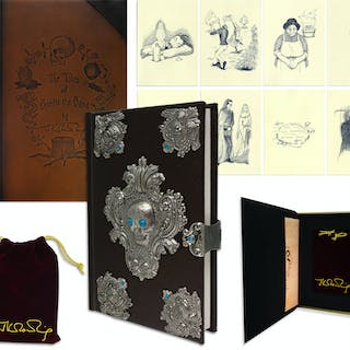 "J.K. Rowling First Printing of ""The Tales of Beedle the Bard"" -- With"