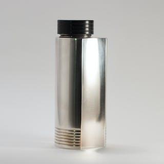 Silverplated cocktail shaker by Folke Arström