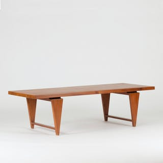 Teak coffee table by Illum Wikkelsø
