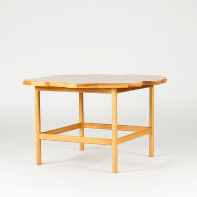 Alder root coffee table by Josef Frank