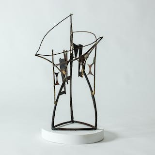Sculpture by Fred Leyman