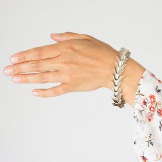 Silver bracelet from Anton Michelsen