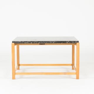 Marble coffee table by Carl-Axel Acking