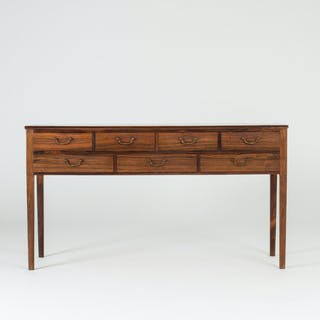 Rosewood sideboard by Ole Wanscher – on hold