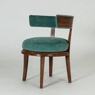 Rosewood chair by Carl Hörvik