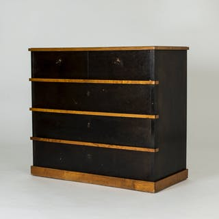 """Oh Boy"" chest of drawers by Axel Einar Hjorth"
