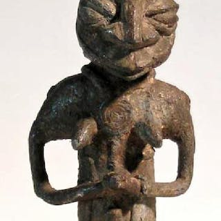Ogboni Society figure from the Yoruba peoples