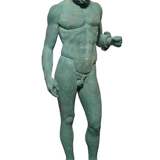 A lovely replica of Statue B of the Riace Warriors