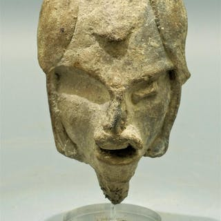 An interesting Olmecoid head from Mexico