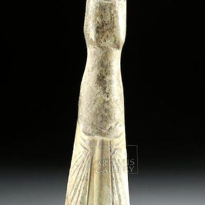 Roman Bone Carved Doll Of Venus Barnebys