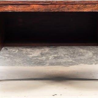 Mid-Century Danish Modern Executive Rosewood Desk