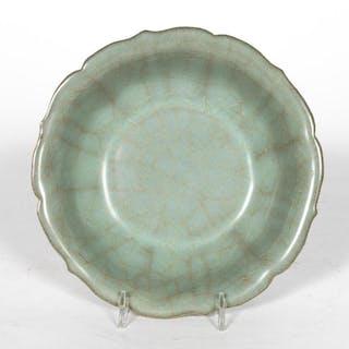 Chinese Celadon Glazed Small Bowl