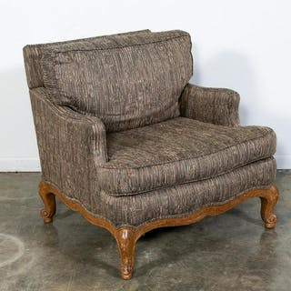 Marge Carson French Provincial Style Armchair