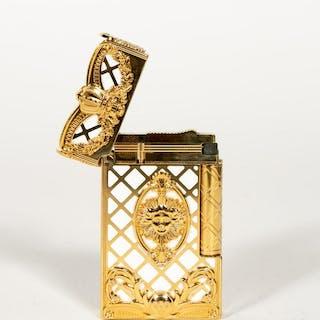 "Dupont ""Versailles"" Lighter in Original Box & Case"