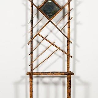 Aesthetic Movement Bamboo Hall Tree
