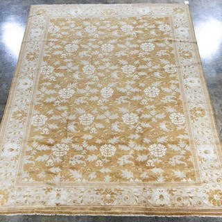 Large Handwoven Chinese Area Rug 14' x 9'