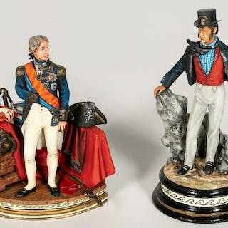 Niena Studio, Hand Painted Soldier Model Figurines