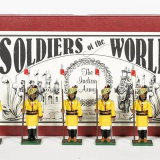 "Soldiers of the World, ""The Udaipur Lancers"""