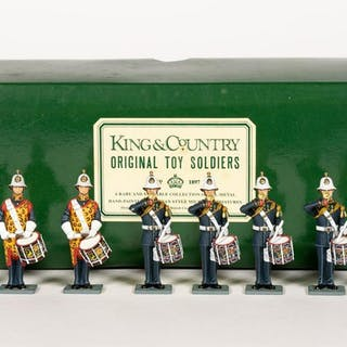 King and Country, Royal Marine Drum and Bugle Band